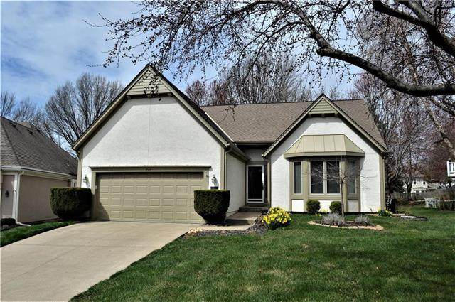 7947 W 118th Place, Overland Park, KS 66210 (#2213623) :: Audra Heller and Associates