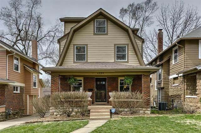 6202 Harrison Street, Kansas City, MO 64110 (#2213748) :: House of Couse Group
