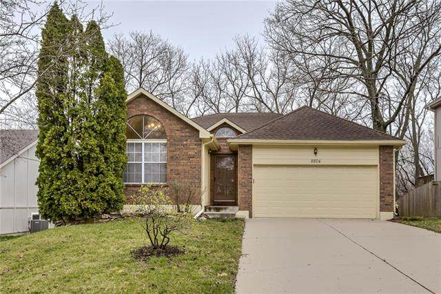 8804 NW 81st Terrace, Kansas City, MO 64152 (#2213792) :: Team Real Estate
