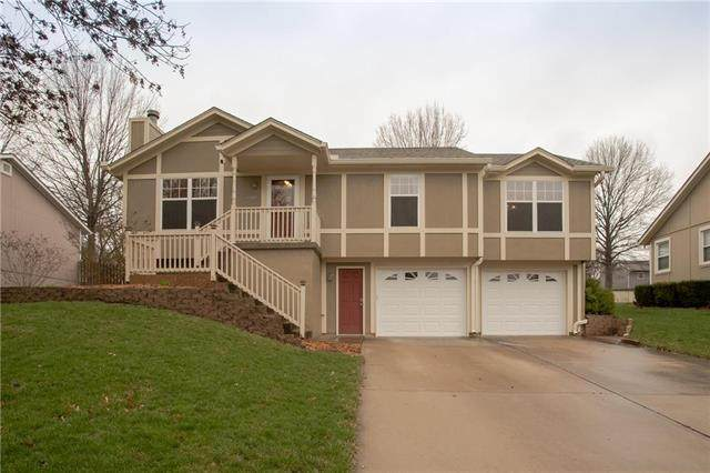 1000 NE Carousel Lane, Lee's Summit, MO 64086 (#2213835) :: House of Couse Group