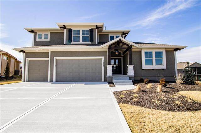 16540 S Allman Road, Olathe, KS 66062 (#2213950) :: House of Couse Group