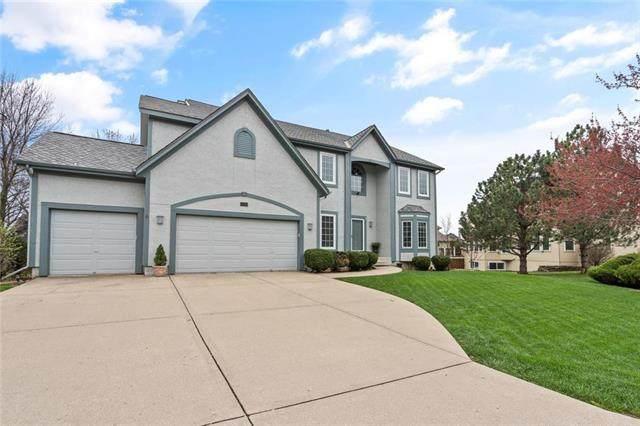 12007 W 132nd Terrace, Overland Park, KS 66213 (#2213983) :: Audra Heller and Associates