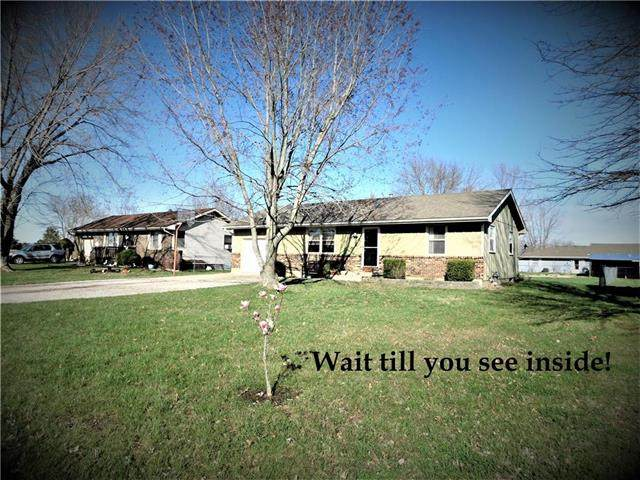 507 N Olive Street, Holden, MO 64040 (#2213987) :: House of Couse Group