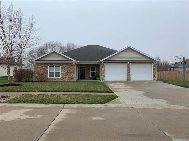 12519 Parkview Drive, Savannah, MO 64485 (#2213988) :: House of Couse Group