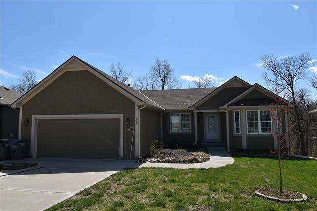 808 Old Stage Road, Pleasant Hill, MO 64080 (#2214005) :: Dani Beyer Real Estate
