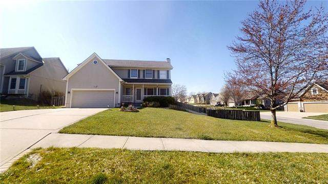 2213 SE 3rd Street, Lee's Summit, MO 64063 (#2214136) :: House of Couse Group