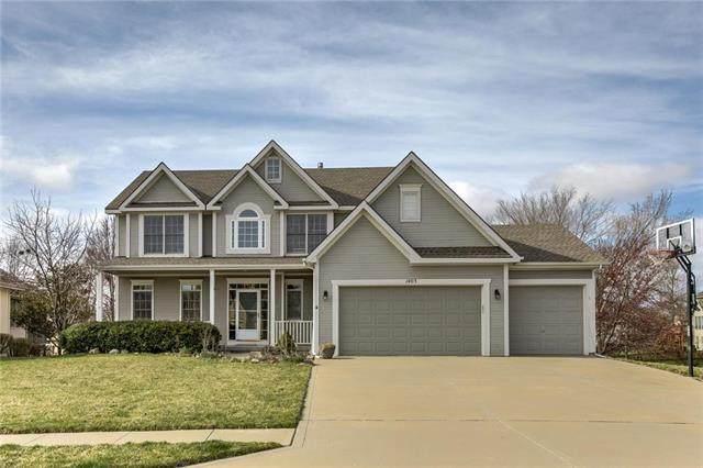 1403 NE 92nd Terrace, Kansas City, MO 64155 (#2214153) :: Audra Heller and Associates