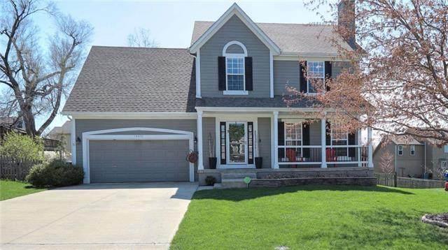14675 W 151 Terrace, Olathe, KS 66062 (#2214155) :: Audra Heller and Associates