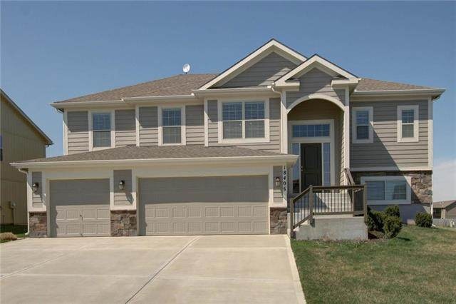 18406 Rock Creek Drive, Smithville, MO 64089 (#2214202) :: House of Couse Group