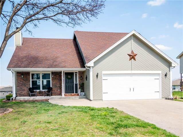 815 Porter Ridge Road, Kearney, MO 64060 (#2214363) :: House of Couse Group