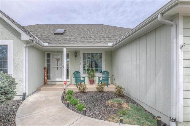 21510 W 122nd Terrace, Olathe, KS 66061 (#2214413) :: House of Couse Group