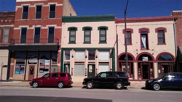 616 Cherokee Street, Leavenworth, KS 66048 (#2214442) :: Team Real Estate