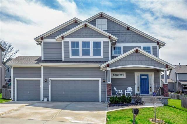1065 N Sumac Street, Olathe, KS 66061 (#2214473) :: House of Couse Group