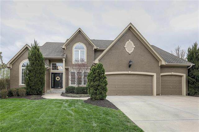 3623 W 155TH Court, Overland Park, KS 66224 (#2214587) :: House of Couse Group