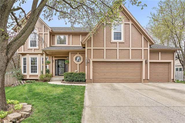 15700 W 139 Terrace, Olathe, KS 66062 (#2214617) :: NestWork Homes
