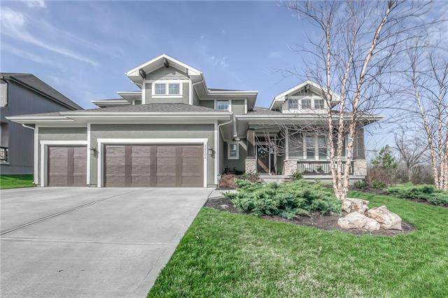 12502 S Hastings Street, Olathe, KS 66061 (#2214694) :: House of Couse Group
