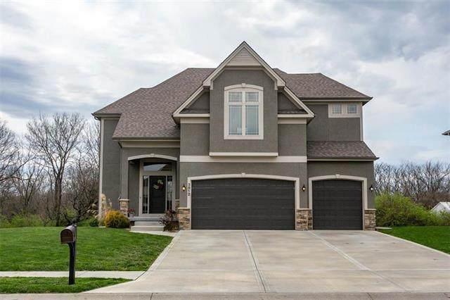 3812 SW Granite Lane, Lee's Summit, MO 64082 (#2214763) :: Team Real Estate