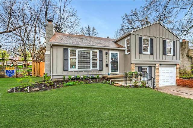5918 W 75th Terrace, Prairie Village, KS 66208 (#2214828) :: Team Real Estate