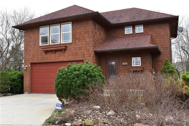 607 Parkside Court, Baldwin City, KS 66006 (#2214841) :: Team Real Estate
