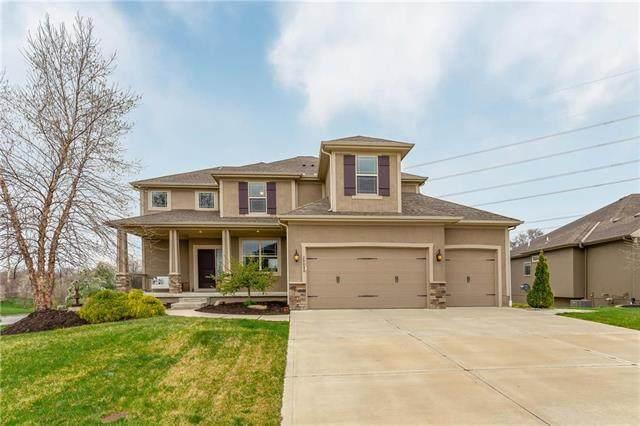 20990 W 108th Street, Olathe, KS 66061 (#2214927) :: NestWork Homes