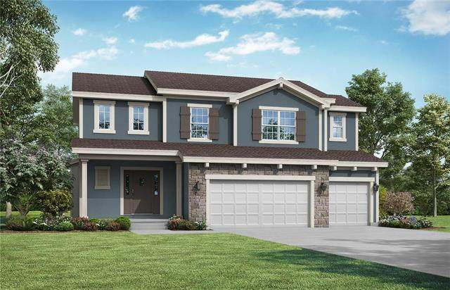 18924 Skyview Lane, Spring Hill, KS 66083 (#2215010) :: House of Couse Group