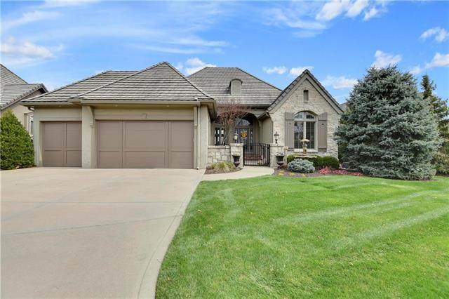 14001 Nicklaus Drive, Overland Park, KS 66223 (#2215015) :: The Shannon Lyon Group - ReeceNichols
