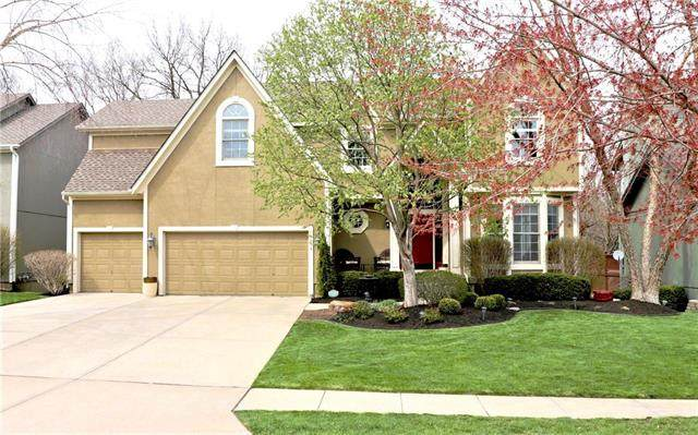 12808 W 142nd Street, Overland Park, KS 66221 (#2215044) :: Team Real Estate