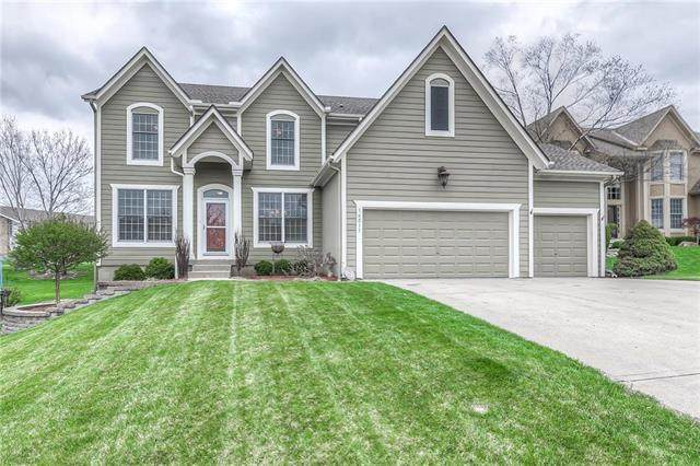 14817 Slater Street, Overland Park, KS 66221 (#2215080) :: Team Real Estate