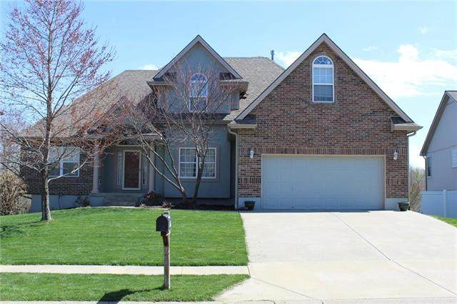 1801 S Aztec Avenue, Independence, MO 64057 (#2215102) :: Ron Henderson & Associates