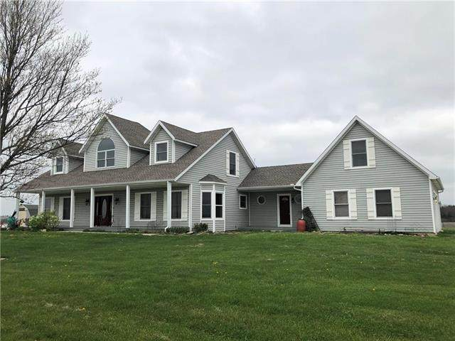 10306 W 1700 Road, Parker, KS 66072 (#2215214) :: Dani Beyer Real Estate