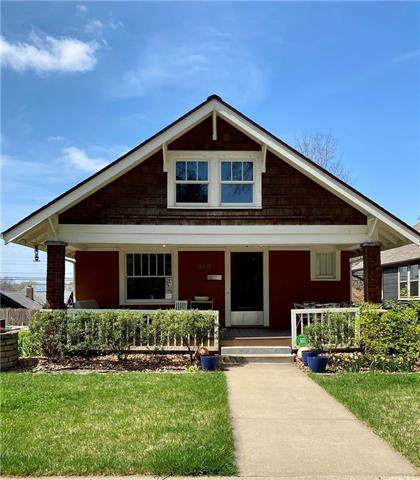 4618 Fairmount Avenue, Kansas City, MO 64112 (#2215323) :: Team Real Estate