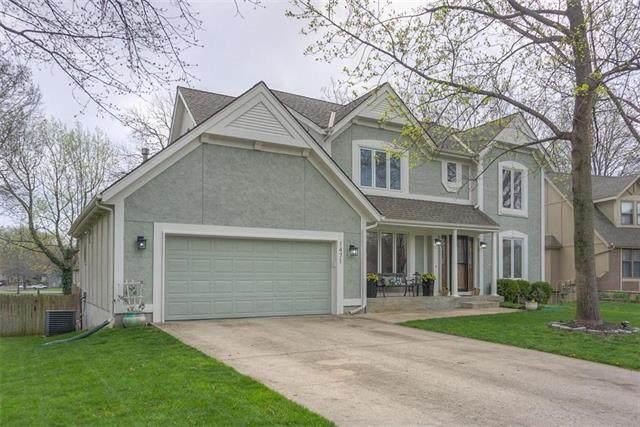 1471 E Orleans Drive, Olathe, KS 66062 (#2215381) :: House of Couse Group