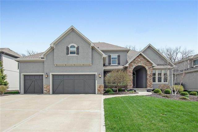 16433 Hayes Street, Overland Park, KS 66085 (#2215405) :: House of Couse Group