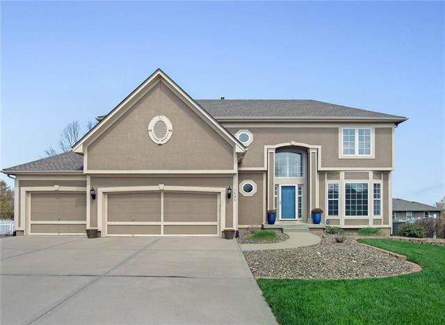 1408 NE Georgian Place, Lee's Summit, MO 64064 (#2215484) :: House of Couse Group