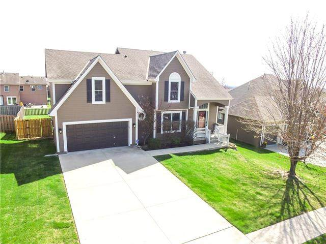 8157 NE 98TH Street, Kansas City, MO 64157 (#2215507) :: House of Couse Group