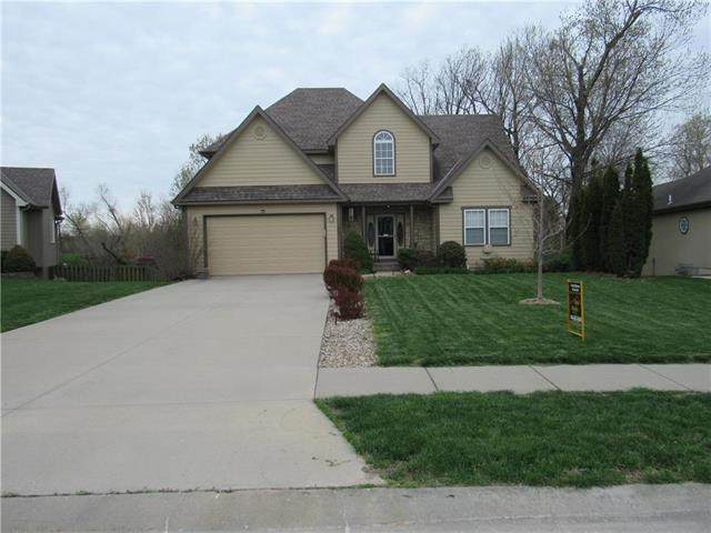 1205 W 13th Lane, Eudora, KS 66025 (#2216096) :: Edie Waters Network