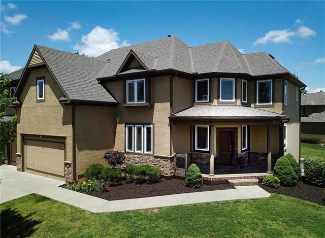 2810 W 146th Street, Leawood, KS 66224 (#2216159) :: Audra Heller and Associates