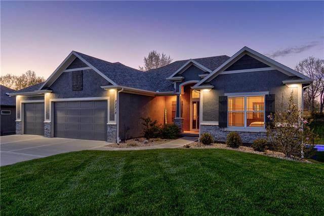 22814 E 41st Terrace, Blue Springs, MO 64015 (#2216432) :: Team Real Estate