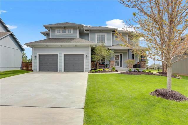 25179 W 150th Terrace, Olathe, KS 66061 (#2216954) :: Audra Heller and Associates