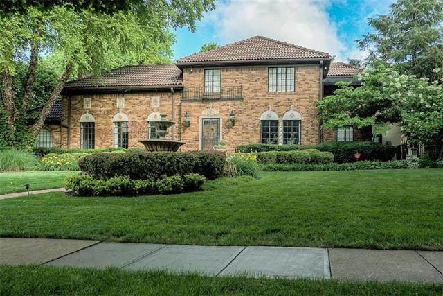1246 Huntington Road, Kansas City, MO 64113 (#2217236) :: Ron Henderson & Associates