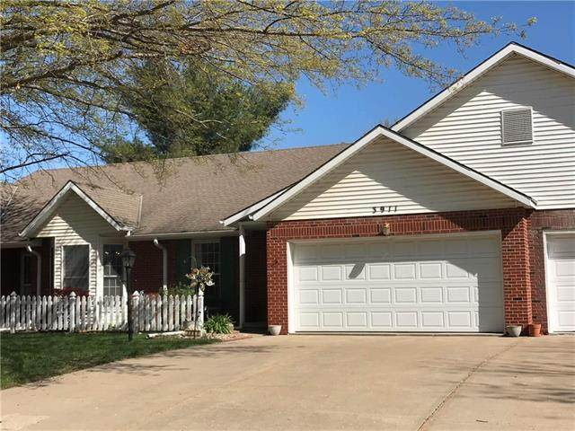 3911 Williams Brooke Drive, St Joseph, MO 64506 (#2217691) :: House of Couse Group