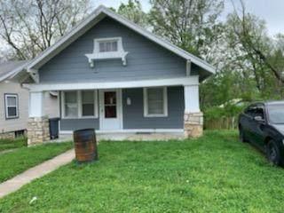 3815 E 67th Terrace, Kansas City, MO 64132 (#2218029) :: Jessup Homes Real Estate   RE/MAX Infinity