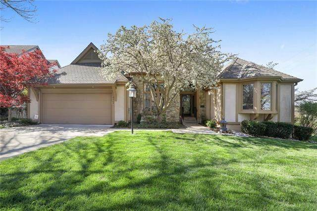 4685 W 124th Place, Leawood, KS 66209 (#2218478) :: House of Couse Group