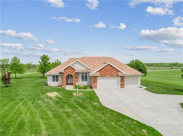 8620 NE 151st Street, Liberty, MO 64068 (#2219385) :: House of Couse Group