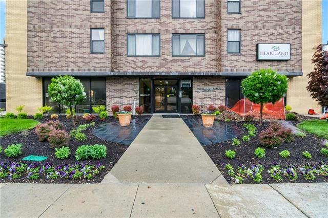 700 E 8th Street 7S, Kansas City, MO 64106 (#2219468) :: House of Couse Group