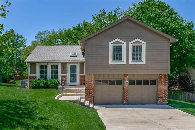 6616 Haskins Street, Shawnee, KS 66216 (#2219745) :: Team Real Estate