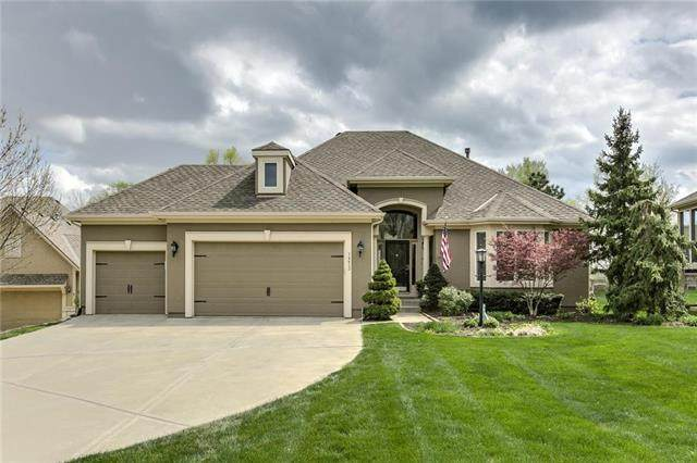 14413 Meadow Court, Leawood, KS 66224 (#2220176) :: Audra Heller and Associates