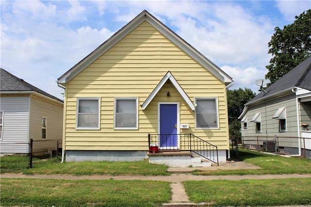 421 Ohio Street, St Joseph, MO 64504 (#2220704) :: Ron Henderson & Associates