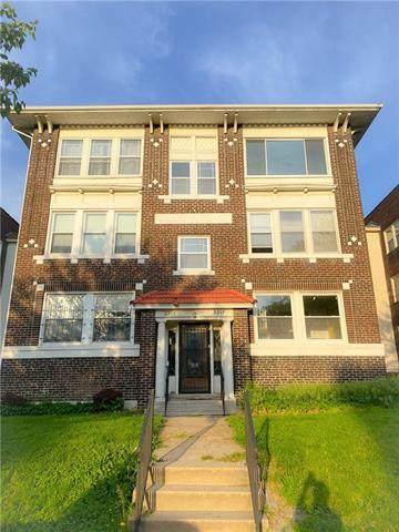 3317 Gillham Road 3S, Kansas City, MO 64110 (#2220895) :: Team Real Estate