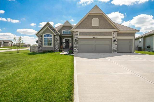 20930 S Barker Road, Spring Hill, KS 66083 (#2220932) :: Team Real Estate